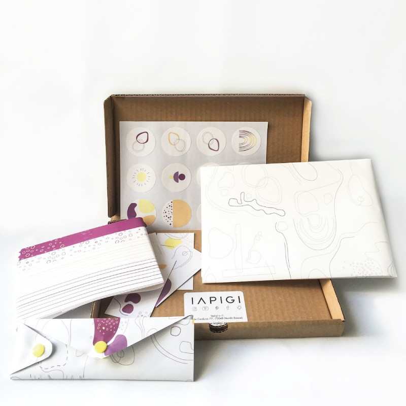 box carte creative edizione limitata